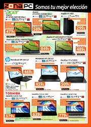 Ofertas de Notebook  en el folleto de Zona PC
