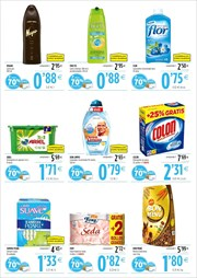 Ofertas de Johnson's  en el folleto de Caprabo