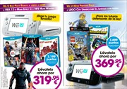 Ofertas de Wii U  en el folleto de Game
