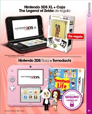 Ofertas de Nintendo 2DS  en el folleto de Game