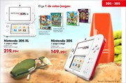 Ofertas de Nintendo 2DS  en el folleto de GameStop