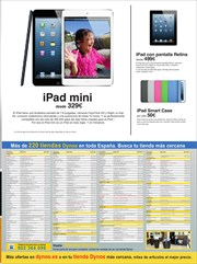 Ofertas de Apple  en el folleto de Dynos Informtica