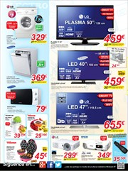 Ofertas de Smart tv  en el folleto de Dynos Informática