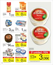 Ofertas de Queso de barra  en el folleto de Carrefour