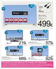 Ofertas de Smart tv  en el folleto de Carrefour