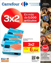 Ofertas de Percebes  en el folleto de Carrefour