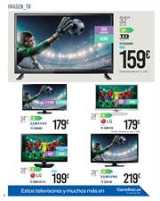 Ofertas de Tv led  en el folleto de Carrefour