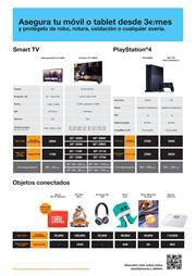Ofertas de Smart tv  en el folleto de Orange