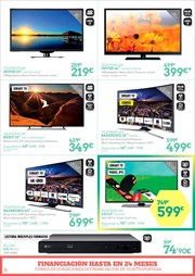 Ofertas de Smart tv  en el folleto de El Corte Inglés