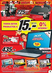 Ofertas de Acer  en el folleto de Media Markt