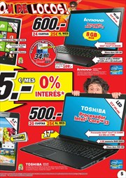 Ofertas de Porttil  en el folleto de Media Markt