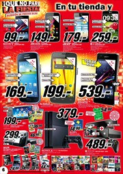 Ofertas de Nintendo 2DS  en el folleto de Media Markt