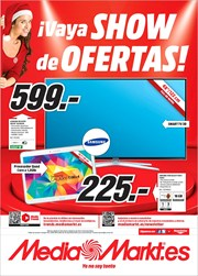 Ofertas de Smart tv  en el folleto de Media Markt
