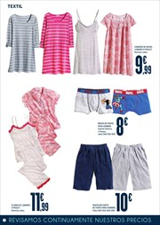 Ofertas de Pijama  en el folleto de Hipercor