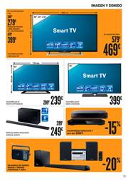 Ofertas de Smart tv  en el folleto de Hipercor