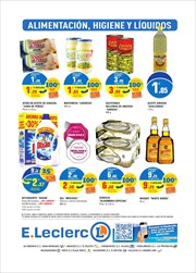 Ofertas de Johnson's  en el folleto de E.Leclerc