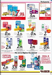 Ofertas de Johnson's  en el folleto de Hiber