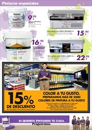 Ofertas de Pintura interior  en el folleto de BriCor