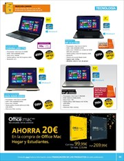 Ofertas de Porttil  en el folleto de Fnac
