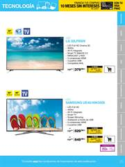 Ofertas de Tv led  en el folleto de Fnac