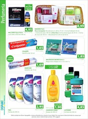 Ofertas de Johnson's  en el folleto de Dispunt