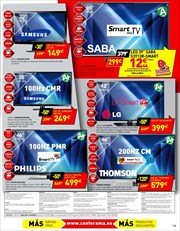 Ofertas de Smart tv led  en el folleto de Conforama