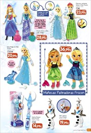 Ofertas de Princesas Disney  en el folleto de Toy Planet