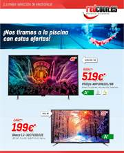 Ofertas de Tv led  en el folleto de Redcoon