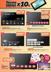 Ofertas de Smart tv  en el folleto de Expert