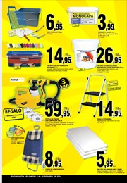 Ofertas de Carro de compra  en el folleto de Bricoking