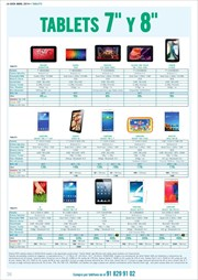 Ofertas de IPad 3  en el folleto de Phone House