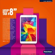 Ofertas de Tablet Samsung  en el folleto de Phone House