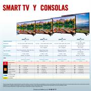 Ofertas de Smart tv  en el folleto de Phone House