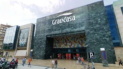 Renovación Integral Del Centro Comercial Grancasa Construdata21