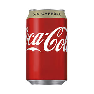 50% de descuento en Coca-Cola S.Cafeina Lata 0,33L