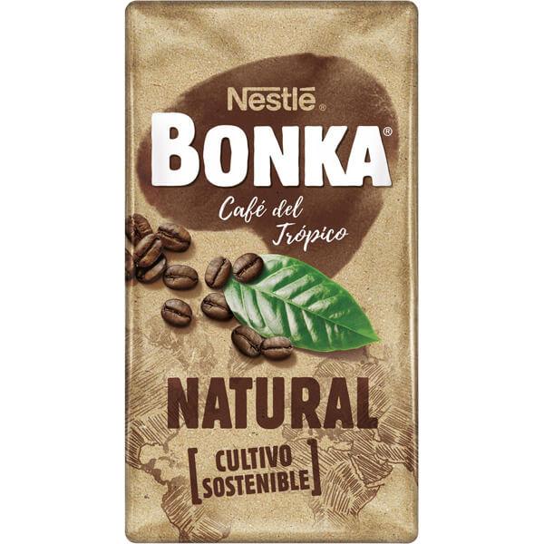 30% de descuento en Cafe Molido Natura.Bonka 250 G
