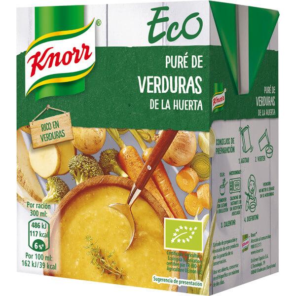 30% de descuento en Crema Eco Verduras Knorr 300Ml
