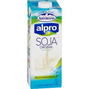30% de descuento en Bebida De Soja Alpro 1L