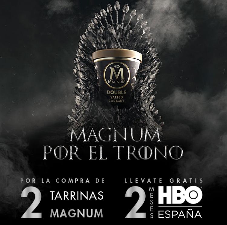 Magnum por el trono