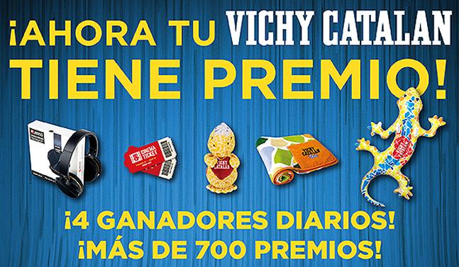 ¡Ahora tu Vichy Catalán tiene premio!