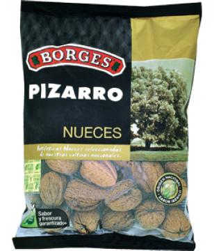 Nuez Cascara Pizarro 500 gr