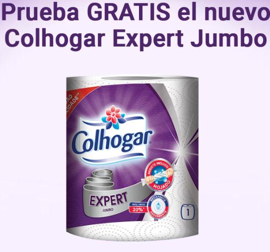 Prueba GRATIS la nueva gama Colhogar Expert