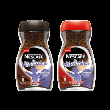 0.50 de reembolso en Nescafé Vitalíssimo de Nescafé