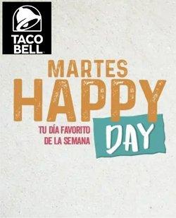 Catálogo Taco Bell ( Más de un mes)
