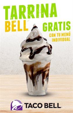 Ofertas de Restauración  en el folleto de Taco Bell en Sanlúcar de Barrameda