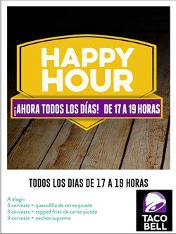 Catálogo Taco Bell en Barcelona ( 2 días más )