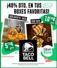 Ofertas de Restauración en el catálogo de Taco Bell en Torrent ( 3 días más )