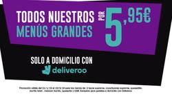 Ofertas de Taco Bell  en el folleto de Chiclana de la Frontera