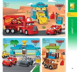 Ofertas de Pistas de coches  en el folleto de LEGO en Madrid