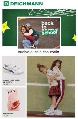 Ofertas de Nike en el catálogo de Deichmann ( 13 días más)